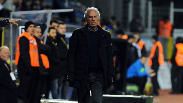 Mustafa Denizli: 2 puan kaybettik