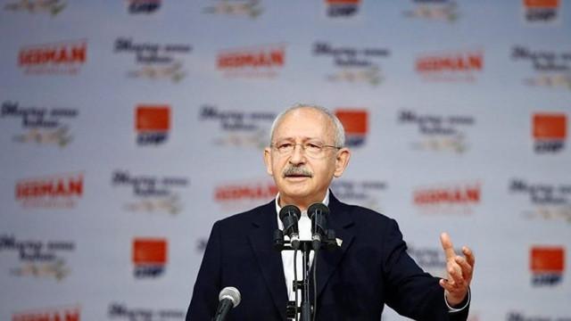 Kılıçdaroğlu yerel seçimlere istifası cebinde girdi