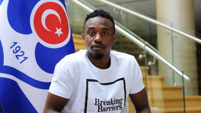 Fode Koita: Diagne Galatasaray'da başarılı olacaktır