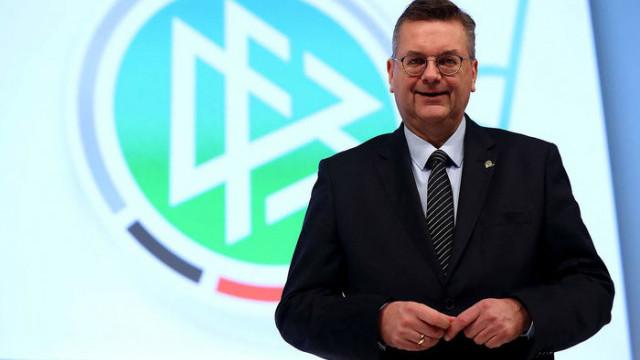 Almanya Futbol Federasyonu Başkanı Reinhard Grindel görevinden istifa etti