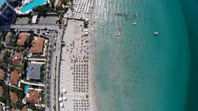 Bodrum ve Çeşme'de ''halk plajı müjdesi'' gerçek oluyor