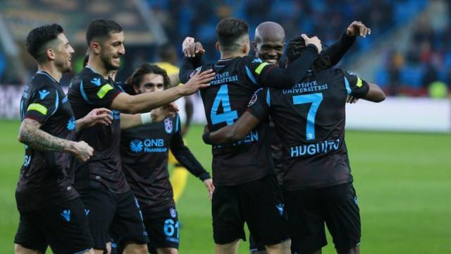 Trabzonspor 2 - 1 Yeni Malatyaspor