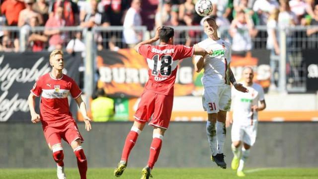 Augsburg 6 - 0 Stuttgart