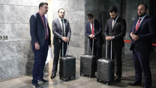 Seçimi iptali için ''3 bavul'' yetmedi