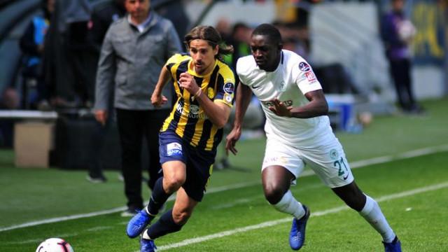 Ankaragücü 0-0 Atiker Konyaspor