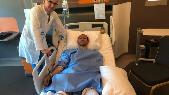 Kayserispor'da Umut Bulut ameliyat oldu