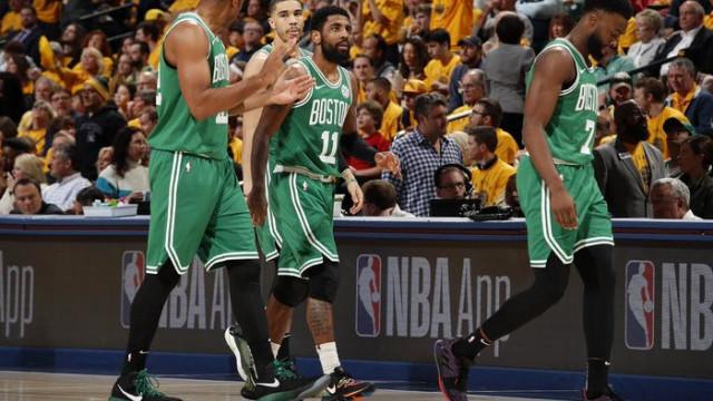 Boston Celtics 110 - 106 Indiana Pacers