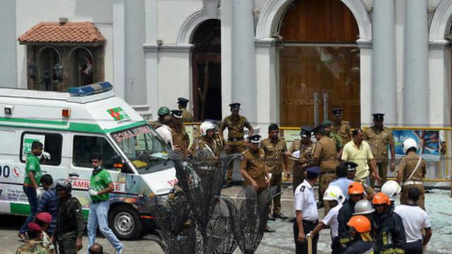 Sri Lanka'da otobüs terminalinde 87 adet patlayıcı bulundu
