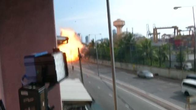 Sri Lanka'da bir patlama daha !