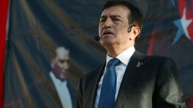 Osman Pamukoğlu'nun HEPAR partisi siyasi faaliyetine son verdi