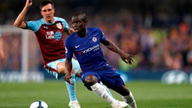 Chelsea 2 - 2 Burnley