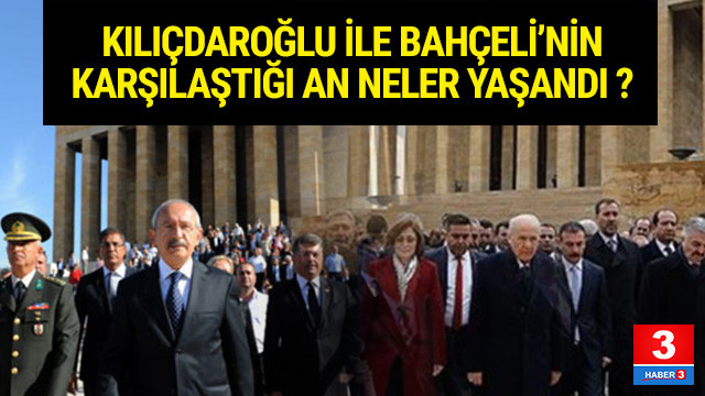 Bahçeli Kılıçdaroğlu'na ''geçmiş olsun'' demedi