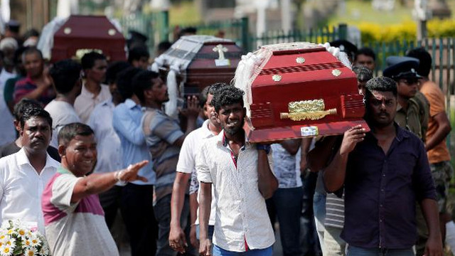 Sri Lanka'daki saldırıyı DEAŞ üstlendi