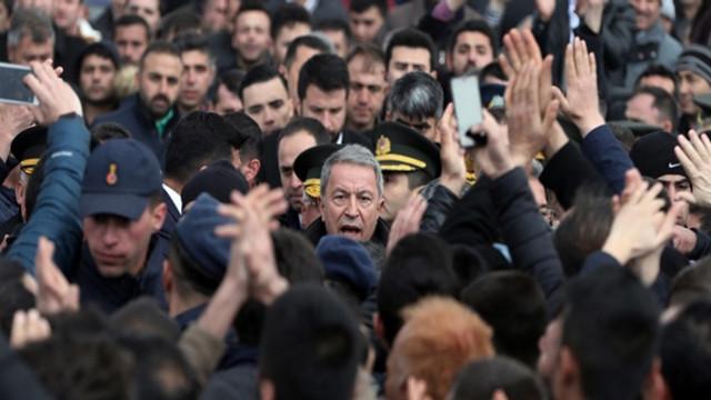 Bakan Hulusi Akar'dan yeni Kılıçdaroğlu açıklaması