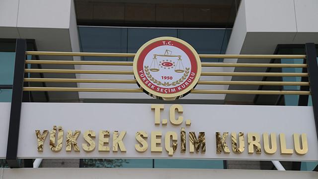 YSK'dan MHP'nin itirazıyla ilgili ara karar