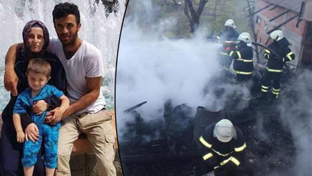 Yangın faciasında şoke eden iddia: 2 kişinin cesedi kayıp