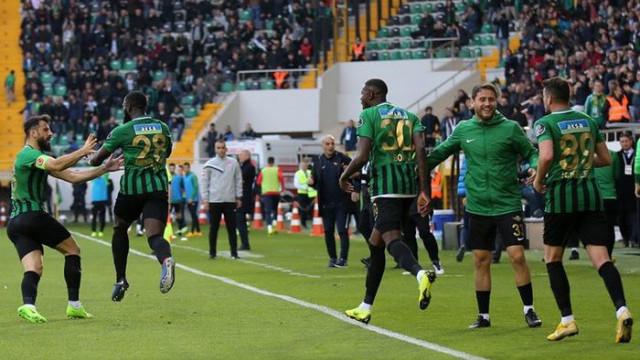 Akhisarspor bu yıl da adını Ziraat Türkiye Kupası'nda finale yazdırdı