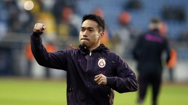 Yuto Nagatomo: Galatasaray'ı hayatımdan çok seviyorum