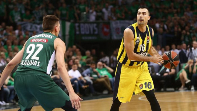 Fenerbahçe Beko, üst üste 5. kez Final Four'da