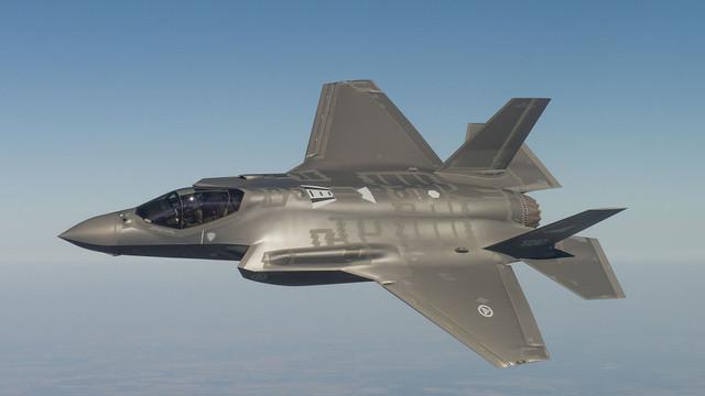 F-35'lerle ilgili şok iddia