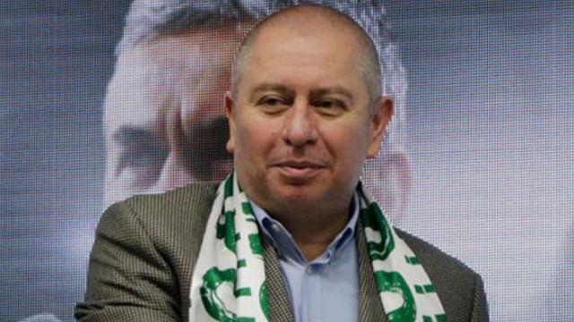 Konyaspor Kulübü Başkanı Hilmi Kulluk: Hakem hatasına tahammülümüz yok