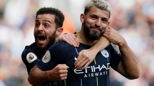 Burnley 0 - 1 Manchester City (İngiltere Premier Ligi)
