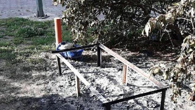 İzmir'de korkunç olay ! Diri diri ateşe verdiler