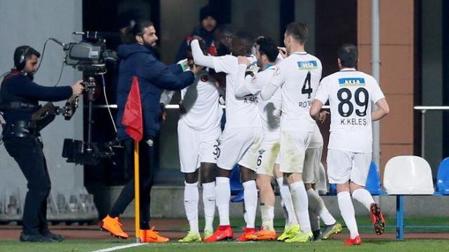 Ümraniyespor 0 - 1 Akhisarspor