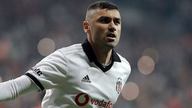 Burak Yılmaz, Galatasaray derbisinde 3. 'Dalya' peşinde