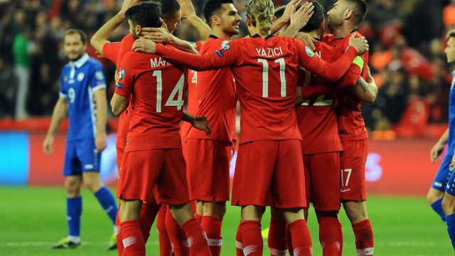 A Milli Futbol Takımı FIFA dünya sıralamasında 39. sıraya yükseldi