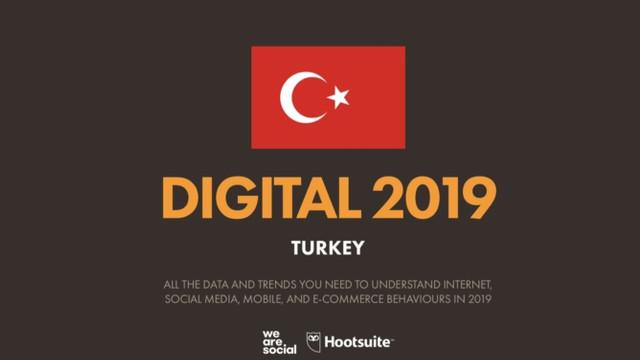 2019 Türkiye İnternet Kullanım İstatistikleri Açıklandı
