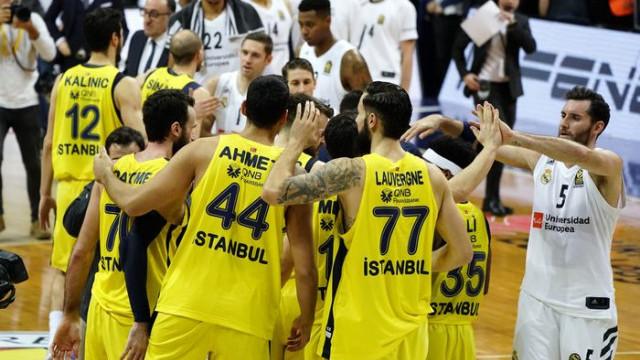 Fenerbahçe Beko'nun play-off turundaki rakibi Zalgiris Kaunas oldu