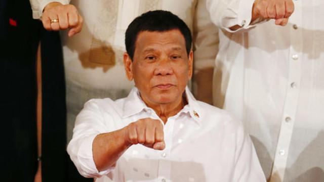 Filipinler Devlet Başkanı'ndan Çin'e gözdağı