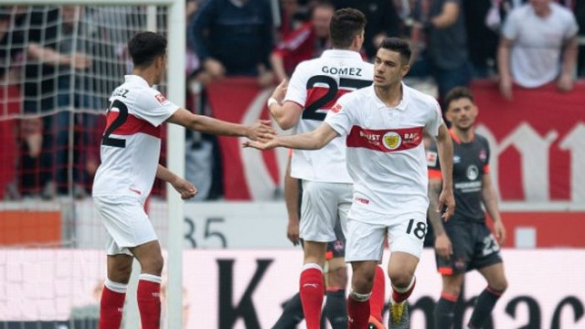 Ozan Kabak Stuttgart'ı ipten aldı!