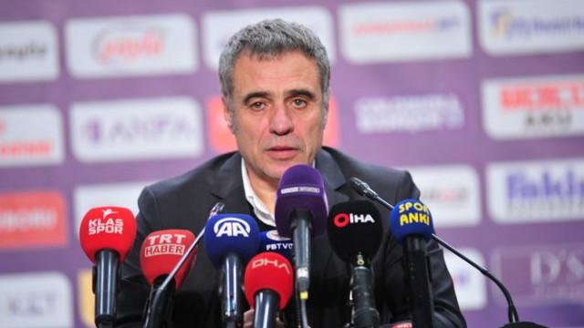 Ersun Yanal: Galatasaray derbisi bizim için bayram