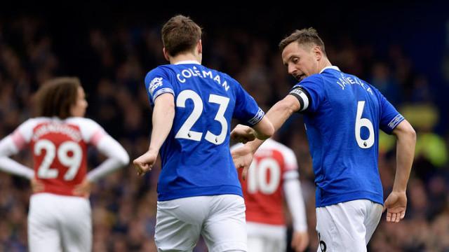 Everton 1 - 0 Arsenal (Premier Lig)