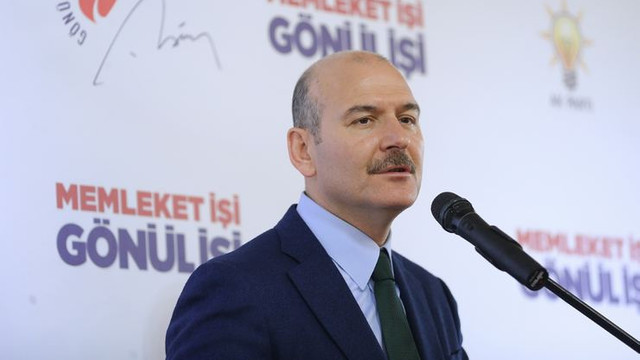 Süleyman Soylu'dan Ekrem İmamoğlu'na tepki