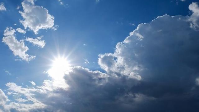 Meteoroloji müjdeyi verdi ! Güneşli havalar geri dönüyor...