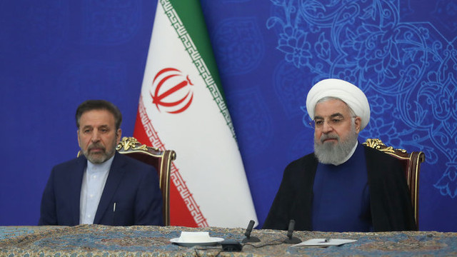 Hasan Ruhani: ''Teslim olmayacağız''