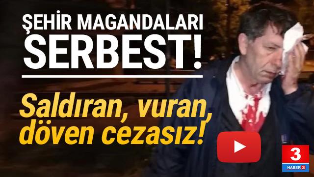 Yavuz Selim Demirağ'a saldıranlar serbest bırakıldı