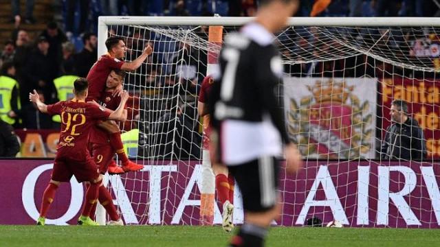 Roma 2 - 0 Juventus