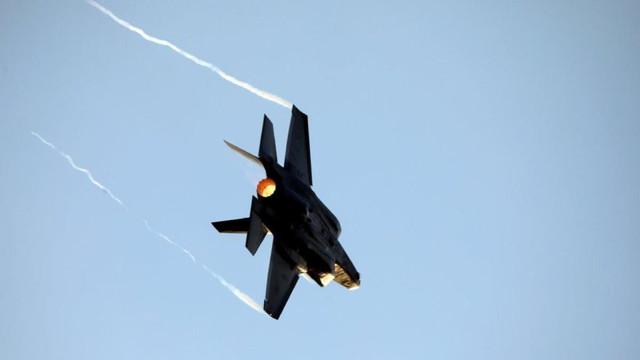 F-35 savaş uçağının neden düştüğü belli oldu