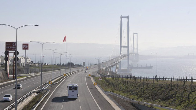 İşte Osmangazi Köprüsü'nün 15 aylık hasılatı