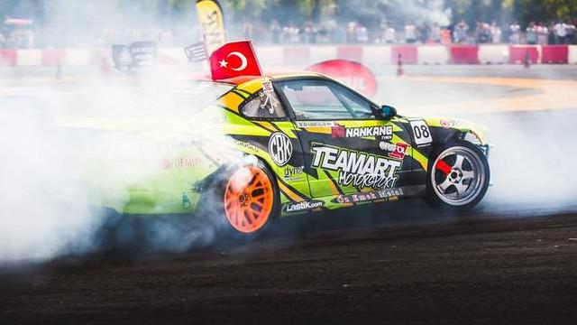 Drift'te Teamart Motosport rüzgarı