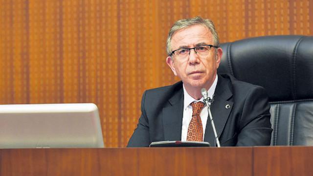 Belediye Meclisi'nde tartışma: ''Yetkimi size gasp ettirmem''