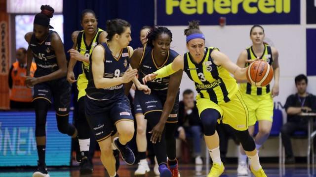 Fenerbahçe 88 - 70 Çukurova Basketbol