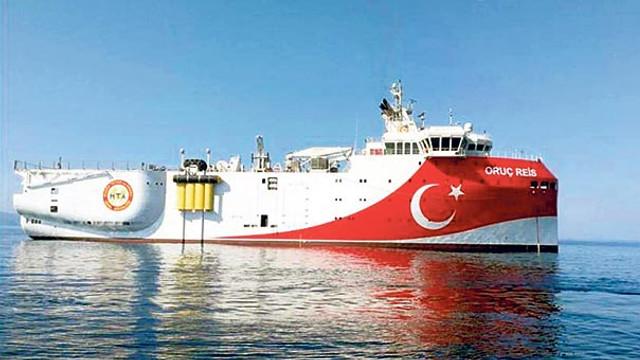 Türkiye'nin sismik araştırma gemisi Oruç Reis'i kiralığa çıkarıldı