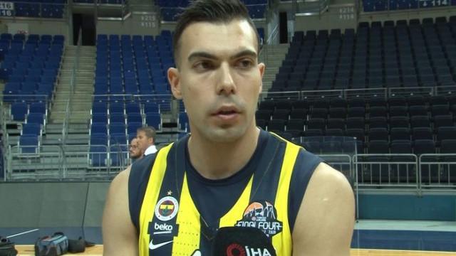 Kostas Sloukas: Sakatlıkları mazeret olarak görmemeliyiz