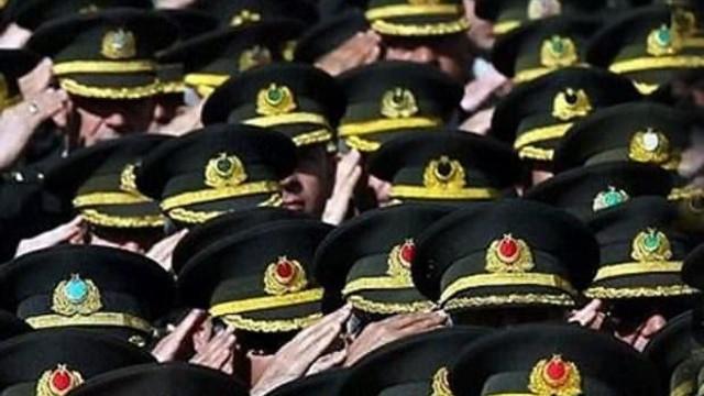 TSK'da OHAL sonrası 1553 personel ihraç edildi