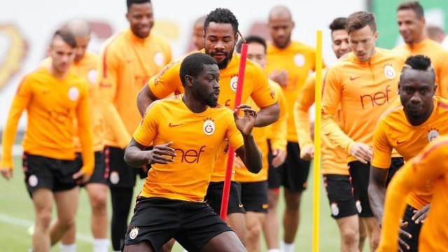 Galatasaray'ın Ziraat Türkiye Kupası finali kadrosu belli oldu